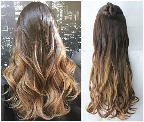 Look More Stunning with the Clip-in Hair Extensions