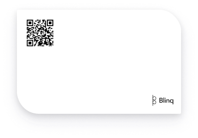 Blinq Digital Business Cards