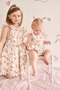 Fantastic floral-inspired clothing